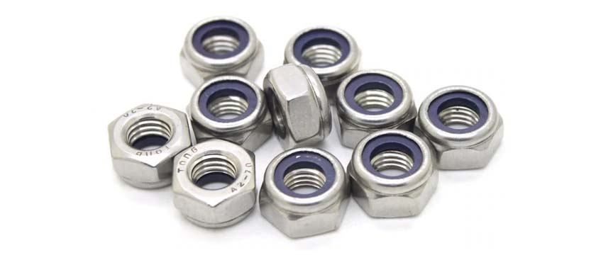 Nylock Self Locking Nuts manufacturers, suppliers, dealers in India