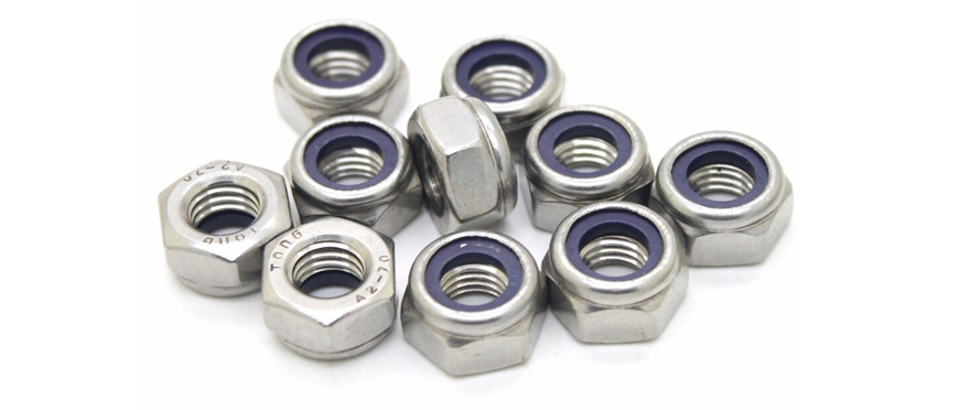 Stainless Steel Lock Nuts manufacturers, suppliers, dealers in India